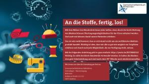 Aufruf Gemeinschaftsklinikum Mittelrhein